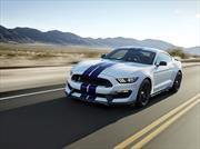El primer Mustang Shelby GT350 2016 será subastado