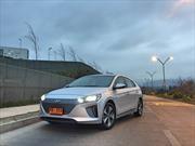 Test drive: Hyundai IONIQ EV 2017