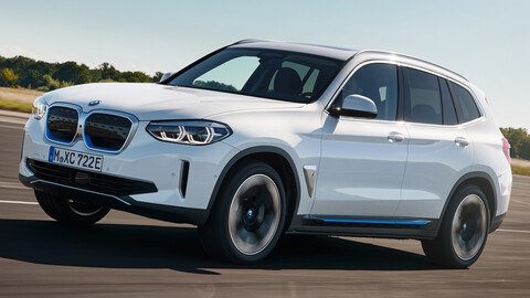 BMW iX3 2021 llega a México, estrena tecnología eDrive y 470 km de autonomía
