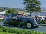 Alfa Romeo 8C triunfa en Pebble Beach 2018