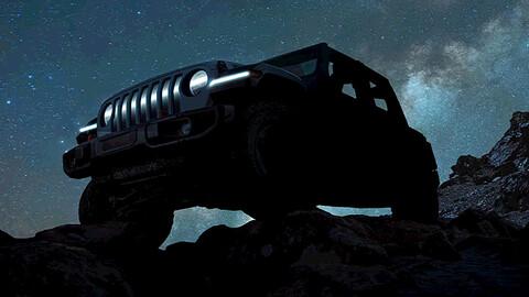 Jeep presentará a la versión 100% eléctrica del Wrangler en marzo de 2021