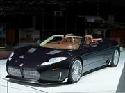 Spyker C8 Preliator Spyder, un convertible con motor Koenigsegg