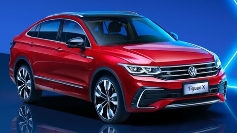 Volkswagen Tiguan X 2021, la variante estilo coupé, sería todo un éxito en México