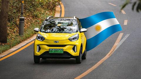 Chery quiere fabricar autos eléctricos en la Argentina