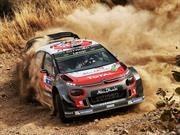 WRC: Kris Meeke y su Citroën C3 triunfan en México