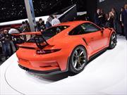 Porsche 911 GT3 RS 2016 ¿te son suficientes 500 hp?