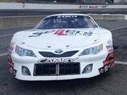 Juan Esteban García, por un lugar en NASCAR