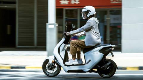 Honda U-GO, la atractiva y accesible e-scooter nipona