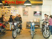 Royal Enfield abre nuevo punto de venta en Medellín