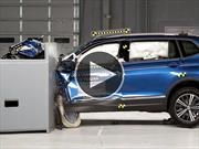 Video: Volkswagen Tiguan tuvo un gran desempeño en las pruebas de choque
