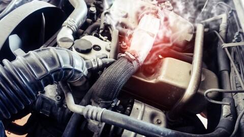 Sobrecalentamiento del motor: causas y medidas a tomar