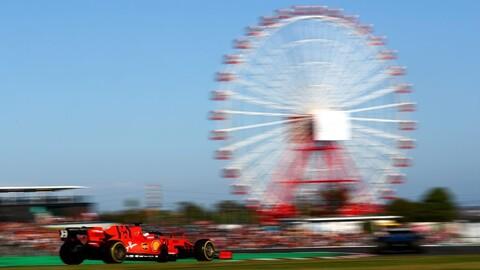 F1 2021: el Coronavirus nos deja sin el Gran Premio de Japón