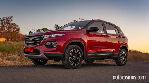 Chevrolet Groove 2021: llega a Chile el rival directo del MG ZS