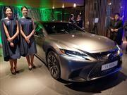 Lexus regresa a Argentina