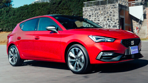 SEAT León 2021 a prueba, la evolución tecnológica en cada detalle