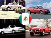 12 convertibles que se fabricaron en México y no lo sabías