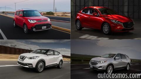 Estos son los autos más confiables en México durante 2020