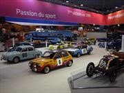 Renault celebra sus 120 años de vida en Rétromobile