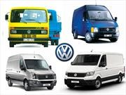 Volkswagen Vehículos Comerciales Crafter 2019, conoce su evolución e historia