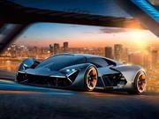 Lamborghini Terzo Millenio, arte y ciencia en un supercar para el próximo milenio