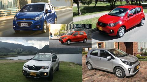 Los cinco autos cero km más baratos que puede comprar en Colombia