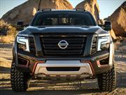 Nissan Titan Warrior Concept llegaría a la producción en serie