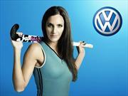 Autoahorro Volkswagen y Amarok apoyan a Luciana Aymar.