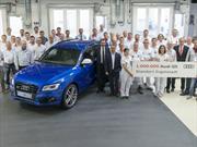 Audi alcanzó el millón de Q5 producidos en Ingolstadt