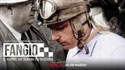 Fresquito en Netflix: Fangio, el hombre que domaba las máquinas