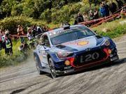 WRC 2017: Neuville se sacó las ganas con su Hyundai