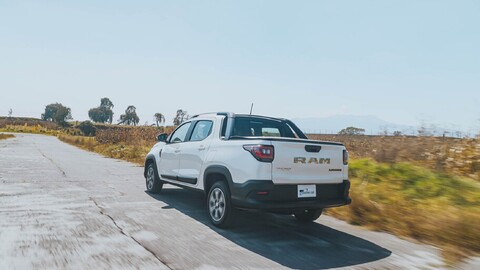 Las 10 pickups más vendidas en marzo 2021