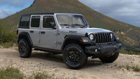 Jeep Wrangler edición Willys 2021 llega a México, un actual 4x4 inspirado en en el veterano CJ-3A