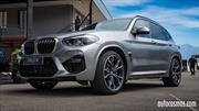 BMW X3 M 2020 fue la atracción principal del M Power Tour 2019