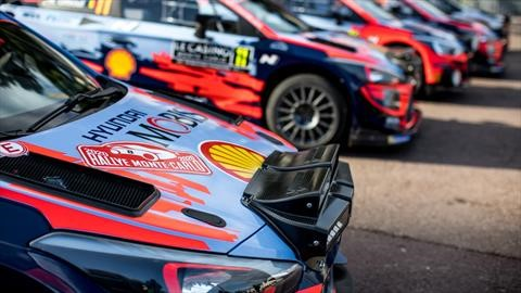 ¿Qué tan potentes serán los autos híbridos del WRC?