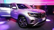 Volkswagen Teramont Cross Sport 2021 se prepara