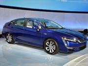Honda Clarity 2018 se presenta