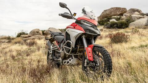 Manejamos la Ducati Multistrada V4 2021