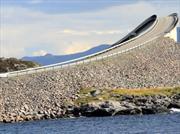 Atlanterhavsveien es una las carreteras más peligrosas del mundo