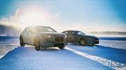 Arjeplog pone a prueba al BMW iX3 y el i4