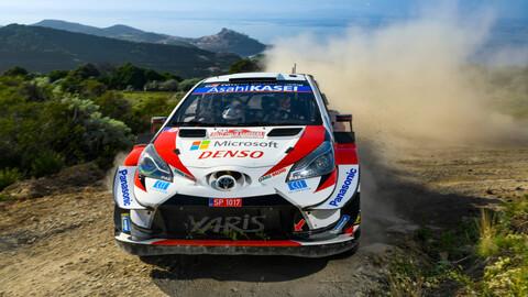 WRC 2020: Bélgica cancelada, se definirá el título en Italia