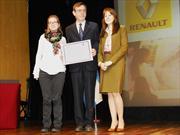 La Fundación Renault recibe premio al Emprendedor Solidario