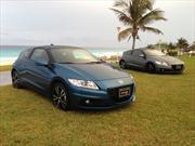 Honda CR-Z se presenta en México y llega en febrero