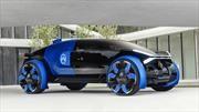 Citroën 19_19 Concept es un prototipo que visualiza a los autos del futuro