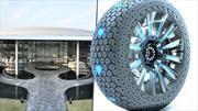 Hankook y Amazon harán neumáticos inteligentes