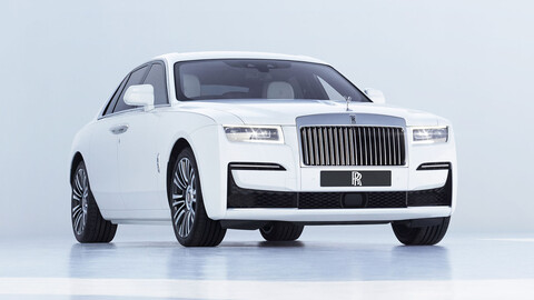 Rolls-Royce Ghost 2021 se presenta