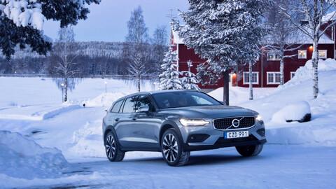 La apuesta de Volvo con el V60 Cross Country en Chile