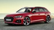 Audi RS 4 Avant 2020, el station wagon extra deportivo es actualizado
