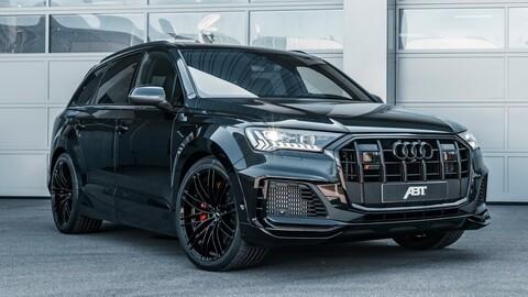 Audi SQ7 por ABT Sportsline: Nada que envidiarle al Lamborghini Urus