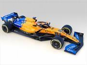 F1 2019: McLaren presentó su Naranja Mecánica
