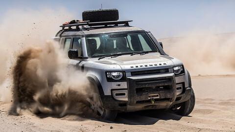 Land Rover Defender 2021 ya viene en camino a Chile